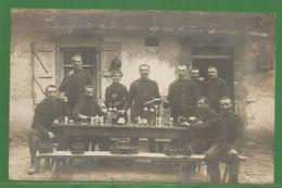 23 - Creuse - Carte Photo De 1905 - Les Enfants De La Loire Egares A Saint Denis ( Village Pres De La Courtine ) - La Courtine