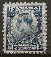 CANADA: Obl., N° YT 159, TB - Oblitérés