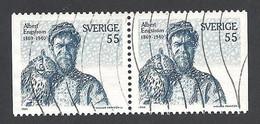 Schweden, 1969, Michel-Nr. 637 D/D, Gestempelt - Gebraucht
