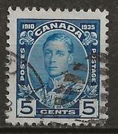 CANADA: Obl., N° YT 176, TB - Oblitérés