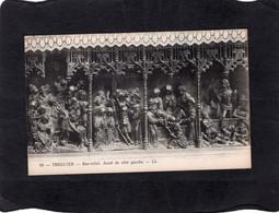 99930   Francia,   Treguier,  Bas-relief,  Autel  De Cote Gauche,  NV - Tréguier
