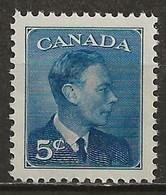 CANADA: **, N° YT 235, TB - Nuevos