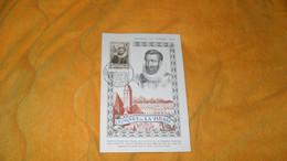 CARTE POSTALE ANCIENNE DE 1946.../ JOURNEE DU TIMBRE 1946 FOUQUET DE LA VARANE..ASSOCIATION PHILATELIQUE D'AJACCIO... - Briefe U. Dokumente