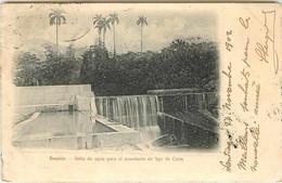 ANTILLES CUBA BONIATO AQUEDUC - Cuba
