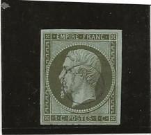 NAPOLEON III -EMPIRE NON DENTELE N°11 OBLITERE  TB - COTE : 90 € - 1853-1860 Napoleone III