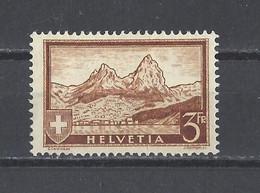 SUISSE.  YT   N° 244  Neuf *   1930 - Unused Stamps