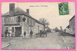 45 AUXY - Le Veau - Animation - Sonstige Gemeinden