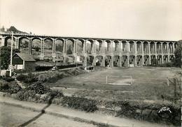 22 - Saint Brieuc - Viaduc De Souzain - Terrain De Football - Mention Photographie Véritable - CPSM Grand Format - Voir - Saint-Brieuc