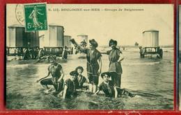 6469 - BOULOGNE SUR MER - GROUPE DE BAIGNEUSES - Boulogne Sur Mer