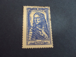 """1941-50 Oblitéré N°   615  """"   Louis II, Grand Condé    """" Net   0.60-    Photo  1 - Usados"""