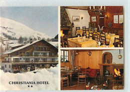 14790 - VALLOIRE - CPM - CHRISTIANIA HOTEL - Unclassified