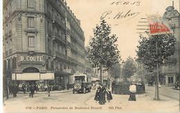 29931 - PARIS - PERSPECTIVE DU BOULEVARD RASPAIL - Non Classificati