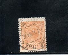 BRESIL 1918-9 O FIL A - Oblitérés