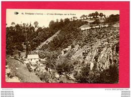 CPA (Réf : B 352) 61. TREIGNAC (19 CORRÈZE) L'Usine électrique Sur La Vézère - Treignac
