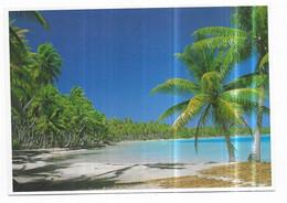 Les Atools Des Tuomotu Comptent Parmi Les Plus Belles Plage De Polynésie - Polynésie Française
