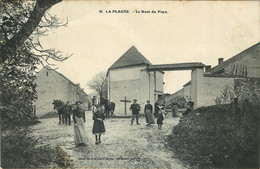 YVELINES   GUERVILLE La Plagne  Le Haut Du Pays - Guerville