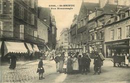 COTES D'ARMOR  SAINT BRIEUC  Rue Houvenagle - Saint-Brieuc