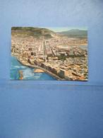 ITALIA-SICILIA-TRAPANI-PANORAMA DALL'AEREO-FG-1972 - Trapani
