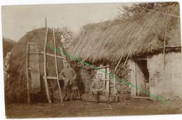 14-18.WWI Fotokarte- Deutsche Soldaten Nisch Serbien Niš  Ниш . Belle Carte Photo - 1914-18