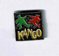 VT104 Pin's RENAULT Kango LOGO Couleur Achat Immédiat - Renault