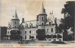 28 - Le Château D'ESCORPAIN écrite - Autres Communes