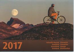 Groenland / Greenland - Postfris / MNH - Complete Jaarset 2017-GROENLAND 2017 Jaarpakket 2017 -YEARPACK Greenland 2017** - Komplette Jahrgänge