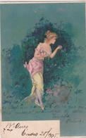 CPA Illustrateur Femme  -  1905-      (lot Pat 143) - Women