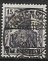 ALLENSTEIN    -    1920 .  Y&T N° 3 Oblitéré. - Coordination Sectors