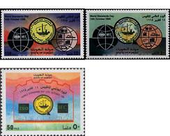 Ref. 42917 * MNH * - KUWAIT. 1995. WORLD DAY OF STANDARDS . DIA MUNDIAL DE LOS ESTANDARES - Kuwait