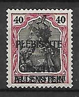 ALLENSTEIN    -    1920 .  Y&T N° 7 *. - Coordination Sectors