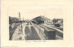 CPA Evreux Quai De La Gare - Evreux