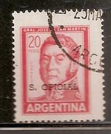 ARGENTINE OBLITERE - Sin Clasificación