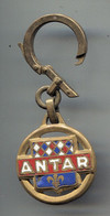 Porte-clefs Augis Lyon Antar Métal émaillé - Key-rings