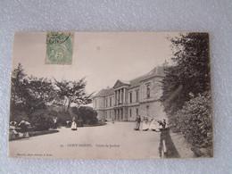 22 4B 57 CPA 1902 - 22 SAINT BRIEUC. PALAIS DE JUSTICE - ANIMATION. - Saint-Brieuc