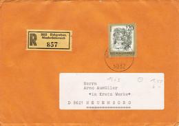 Österreich / Austria - Einschreiben / Registered Letter (K1561) - 1981-90 Cartas