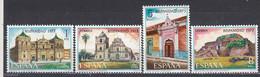 Spain 1973 - Historie Americano-espagnole(Nicaragua), YT 1809/12, Neufs** - 1971-80 Nuevos & Fijasellos