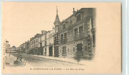 26008 - JOINVILLE LE PONT - LA RUE DU PONT - Joinville Le Pont