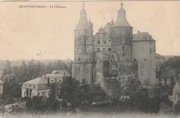 MONTBELIARD (Doubs) Le Château - Montbéliard