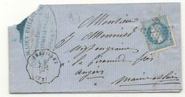 SEINE ET OISE - CONVOYEUR STATION  - Ligne 317 TOURS A PARIS. Station BREUILLET. Indice 9 - 1801-1848: Précurseurs XIX