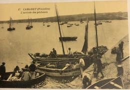 Cpa 29 CAMARET(Finistère)L'arrivee Des Pêcheurs - Camaret-sur-Mer