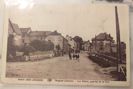 19- BUGEAT Avenue De La Gare, L'Hotel - Autres Communes