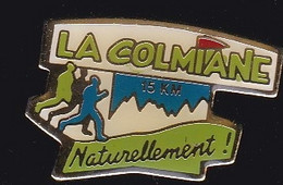 69906- Pin's.course à La Colmiane.Valdeblore .Alpes-Maritimes.Athletisme. - Athlétisme