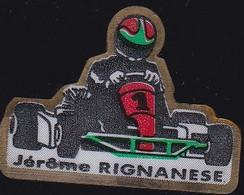 69908- Pin's.jerome Rignanese.karting.Rallye. - Rallye