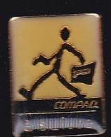69915- Pin's.Compaq Computer Corporation Est Une Entreprise D'informatique - Informatique