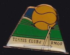 69924- Pin's.Tennis Club D'Armor - Tennis