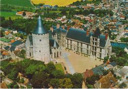 Vue Aérienne Du Château De Châteaudun (28) - - Chateaudun