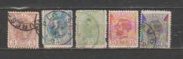 ROMANIA;Scott # 119;120;121;124;125;126;127;129;130;140.-Catalog Value $ 17.30 - Gebraucht