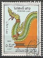LAOS N° 606 OBLITERE - Laos