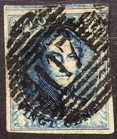 Medaillon 7 Gestempeld P117 THUIN - 1851-1857 Medaillons (6/8)