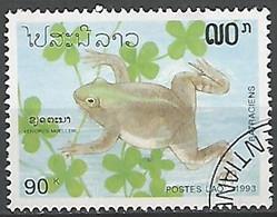 LAOS N° 1077 OBLITERE - Laos